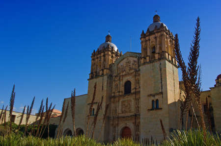 santo: Church of Santo Domingo de Guzman, Oaxaca, Mexico