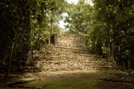 earliest: Muyil (also known as Chunyaxche) was one of the earliest and longest inhabited ancient Maya sites on the eastern coast of the Yucatan Peninsula in Mexico