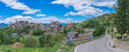 Estamariu is a municipality in the comarca of Alt Urgell, Lleida, Catalonia, Spain.