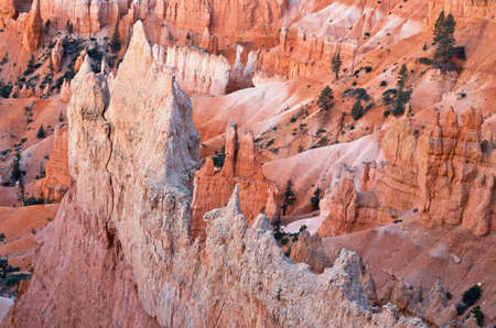 Sunrise in Bryce Canyon National Park, Utah. USA