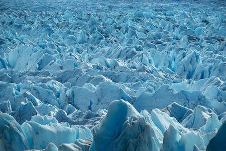 Glacier Perrito Moreno in Patagonia, Los Glaciares National Park , Argentina