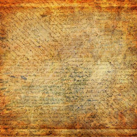 rękopis: Archiwalne tła