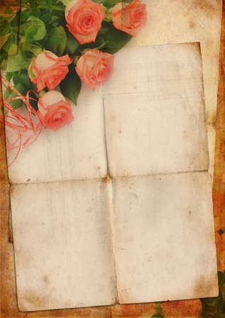 Vintage background photo