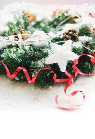 decora: Christmas background
