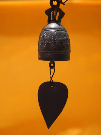 Bell of Thai temple    photo