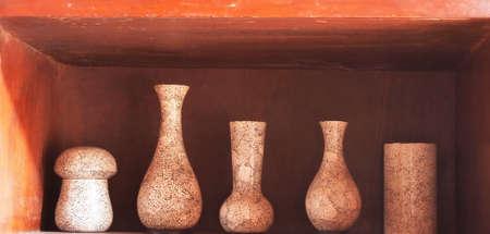 Thailand pottery Stock Photo - 9739887