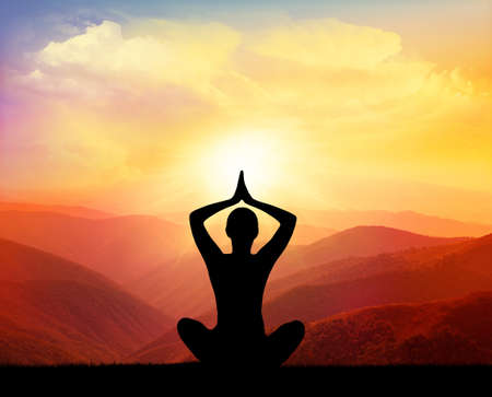 yoga meditation: Yoga and meditation