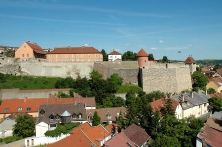 Castle of Eger photo