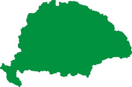 treaty: The historical Hungarian Empire before the Trianon Treaty