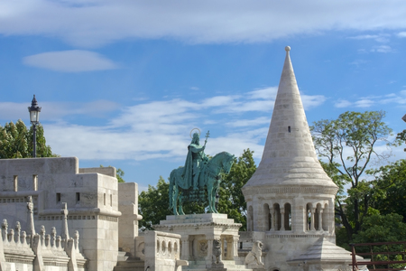 fisherman bastion: The Fisherman Bastion