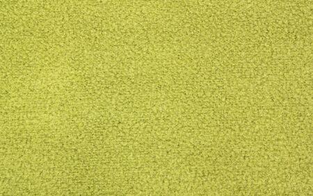 green fleece material as background