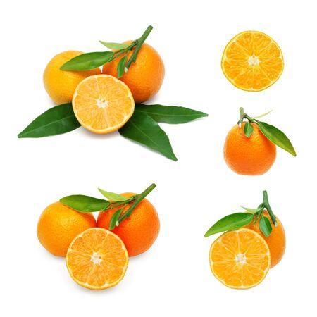 tangerine: Set tangerines