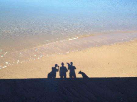 st malo: St Malo Beach Ombra