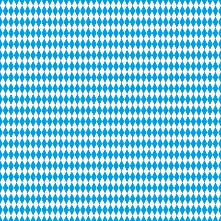 designated: Oktoberfest Bavaria endless fine diamond pattern.