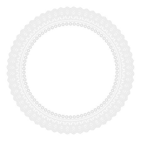 openwork: white openwork napkin