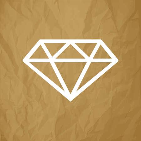 White diamond icon.