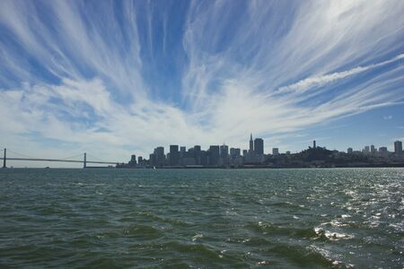 san fran: San Francisco from the Water