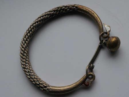 Medieval Metal Bracelet
