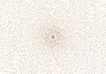 ギョーシェ ベクトル背景のグリッド。モアレ飾り EPS 10 写真素材