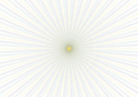 Guilloche vector background grid. Moire ornament EPS 10.