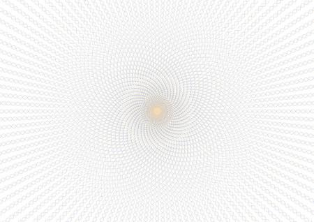 Guilloche vector background grid. Moire ornament