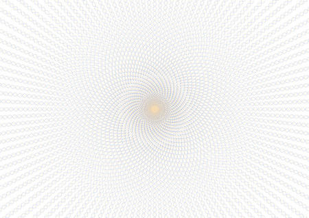 Guilloche Vektor Hintergrund Raster. Moire Ornament