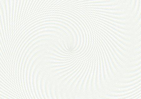 ギョーシェ ベクトル背景のグリッド。波とモアレの飾りのテクスチャです。お金の保証、証明書、ディプロマのパターン 写真素材