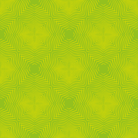 Vector seamless abstract greenery grass pattern.