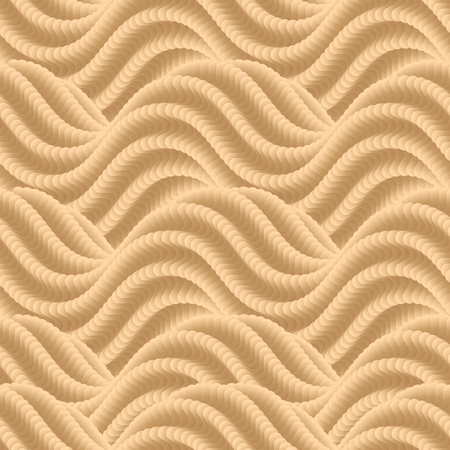Seamless of beige vector roughen pattern. Abstract background