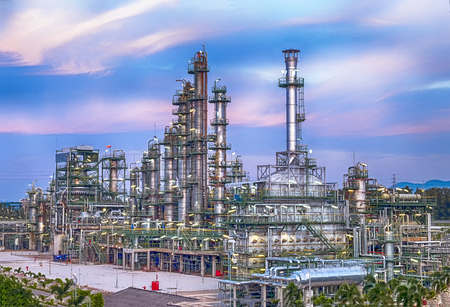 Petrochemical plant in thailand Editorial