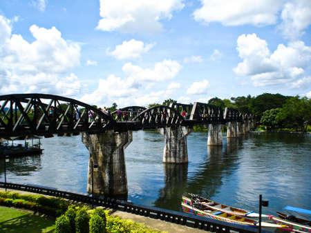 Bridge over the River Kwai photo