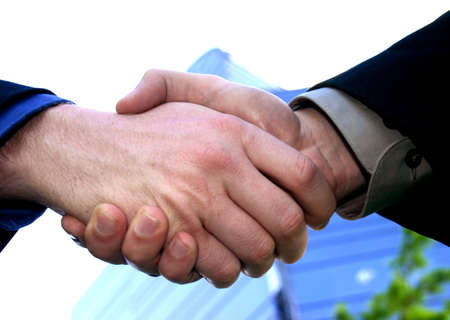 handshake Stock Photo - 234138
