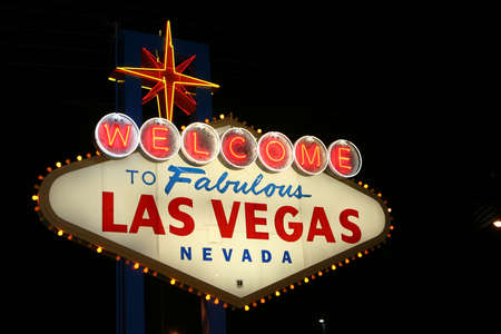 welcome to las vegas landmark sign