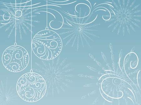 New Years background.