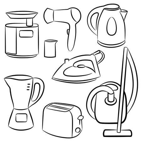 Les appareils ménagers