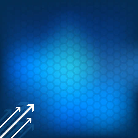 Abstract background illustration. Vector