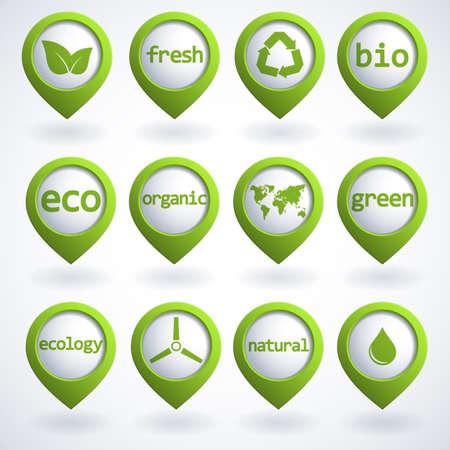 設置3D生態按鈕。