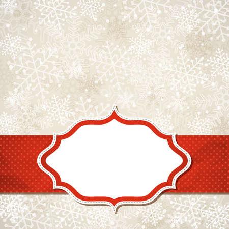 ntilde: The Christmas frame