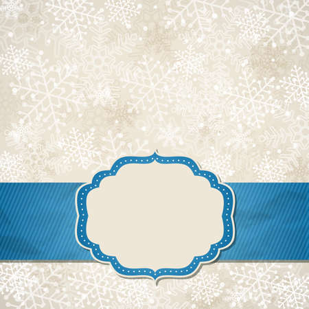 new year border: The Christmas frame
