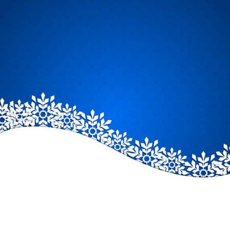 blue bow: Christmas background