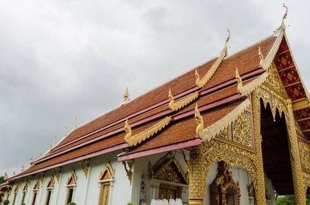 buddhist: buddhist temple Stock Photo