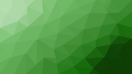 green poly background