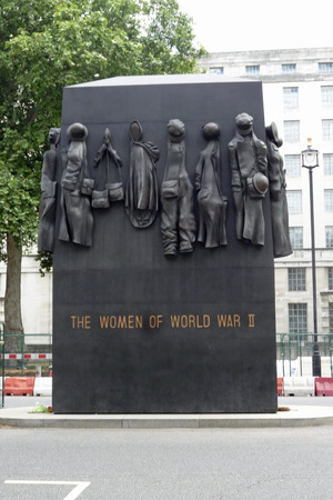 Memorial dedicated to the Women of World War II