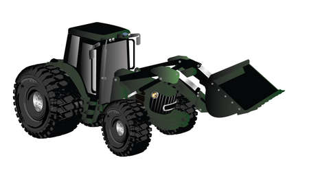 dint: tractor.