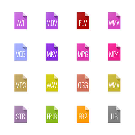 Professional vector icons for your website, application and presentation. Vector Illustration