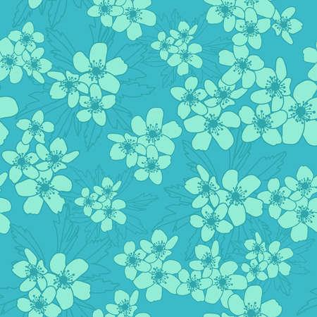 buttercups: seamless texture with buttercups