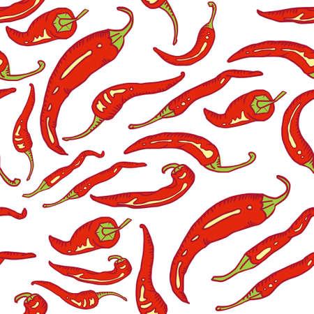 papryczki: Red hot chili peppers bez szwu