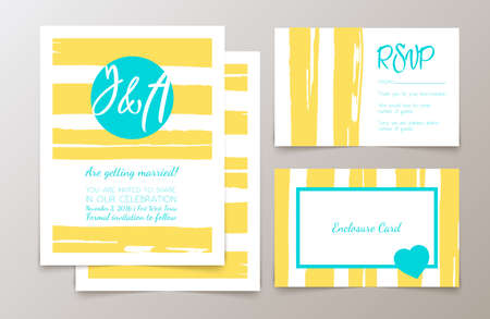 fashionable: Cute fashionable cards and invitations.