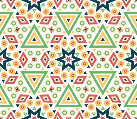 pakistani: Seamless pattern geometric  texture . Vector pattern Seamless patterns. For scrapbooking, wallpaper, cases for smartphones, web design, print.