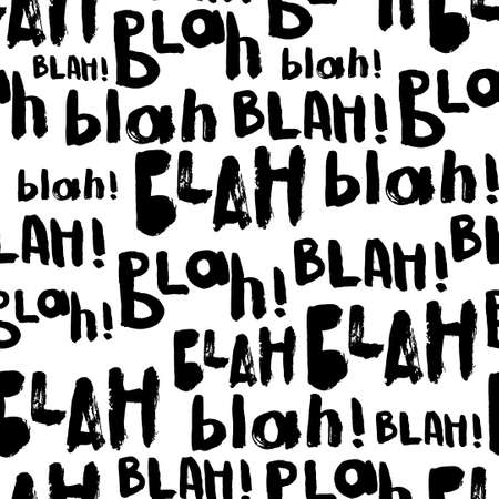 nonsense: Blah blah  blah seamless pattern. And so on.